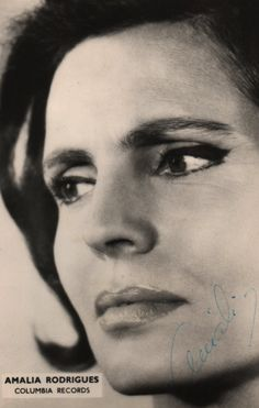 Amália Rodrigues, the Queen of Fado Português