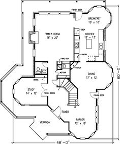 Luxury House Floor Plans And Designs Treehouse Pinned Modlar - Victorian house plans and homes