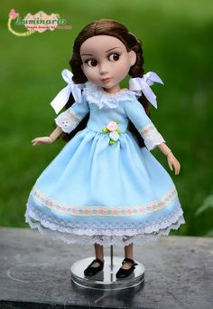 """SOLD """"My Sunday Best"""" Dress,Outfit,Clothes, for 14"""" Tonner Patience"""