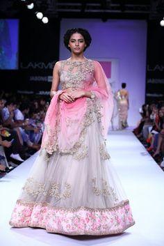 Europe Fashion Men's And Women Wears......: Anushree Reddy Fantastic Elegant Lehnga Choli 2015...