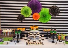 LOTS of adorable Halloween party food ideas ~ Passion-for-Parties.com