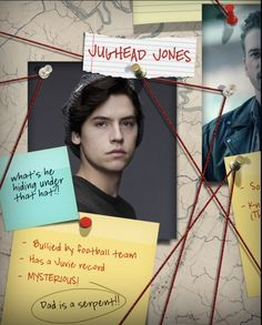 Is Jughead hiding a deadly secret? Catch up on Riverdale now on The CW App Riverdale Tumblr, Riverdale Archie, Bughead Riverdale, Riverdale Funny, Riverdale Memes, Riverdale Jason, Betty Cooper, The Cw, Zack E Cold