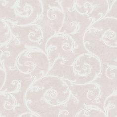 Collected Memories L x W Fresco Roll Wallpaper Fleur De Lis Living Colour: Beige/White Embossed Wallpaper, Wallpaper Panels, Love Wallpaper, Fresco, Magnolia Wallpaper, Floral Umbrellas, Anna French, Sticky Back Plastic, Buy Wallpaper Online