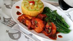 KitchenTakeovers: Spicy Korean Prawns and Tilapia Combo
