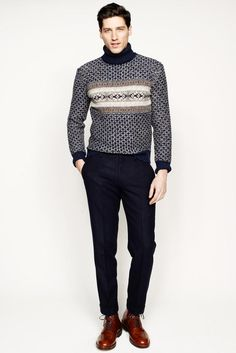 See all the Collection photos from J Crew Menswear Autumn/Winter 2014 Menswear now on British Vogue Latest Mens Fashion, Fashion News, Men's Fashion, Fashion Poses, Fashion Photo, Men's Collection, Winter Collection, Vogue Paris, Madrid