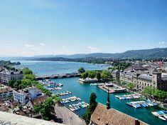 Aussicht-Zürichsee