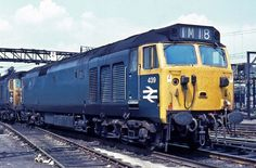 Railway Herald :: Imaging Centre :: 439 at Crewe Diesel Depot