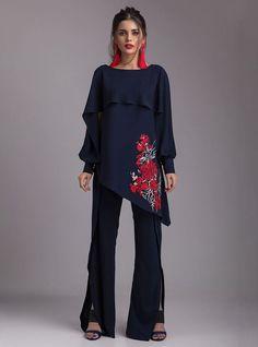 d311b955b60 EID TRENDS Pakistani Dresses 2017