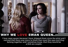 We believe that Swan Queen is Endgame!