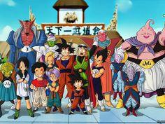 Dragon Ball Z: Gokú y los mejores personajes de la serie de Akira Toriyama | Espectáculos | ElPopular.pe