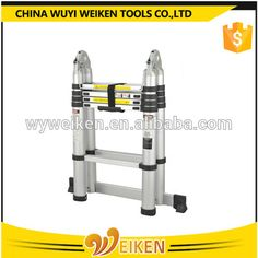 Wuyi Weiken Tools Co. Aluminium Ladder, Telescope, Extensions, Home Appliances, House Appliances, Appliances, Sew In Hairstyles, Hair Extensions, Telescope Craft