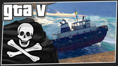 PIRATES OF THE COVE | GTA 5 Online - YouTube