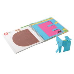 Alphabet book where the letters are made into animals. How clever and fun! £10.95