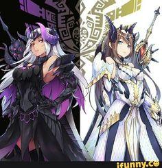 Monster Hunter Gore Magala and Shagaru Magala Female Armor Art Manga, Manga Drawing, Anime Art, Monster Hunter Memes, Monster Hunter World, Fantasy Characters, Anime Characters, Character Concept, Character Art