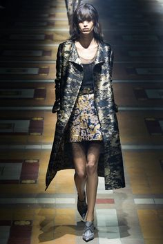 Lanvin Spring 2015 Ready-to-Wear - Collection - Gallery - Look 1 - Style.com