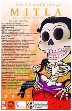 Día de Muertos events in Mitla