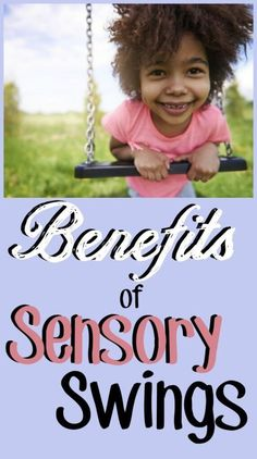 Many kids are drawn to swings on a playground. Wondering why sensory swings are so helpful and which ones are the best for a child's unique needs? Have you considered getting one for home use? This will help you sort through all the options! #sensory #playtime #autism #kids #parenting Sensory Swing, Sensory Toys, Sensory Activities, Social Anxiety Disorder, Sensory Processing Disorder, Time Kids, Muscle Tone, Christian Parenting, Parenting Advice