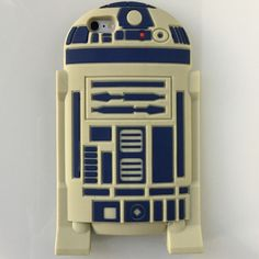 Star Wars R2D2 iPhone 6Plus / iPhone 6Plus Case New silicone phone case. No trades or holds Star Wars Accessories Phone Cases