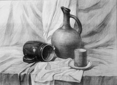 Supreme Portrait Drawing with Charcoal Ideas. Prodigious Portrait Drawing with Charcoal Ideas. Still Life Sketch, Still Life Drawing, Still Life Art, Drawing School, Pencil Sketch Drawing, Pencil Art Drawings, Art Drawings Sketches, Drawing Ideas, Academic Drawing