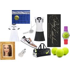 Inspired by Pretty Little Liar Spencer by kw1110 on Polyvore featuring polyvore fashion style EA7 Emporio Armani STELLA McCARTNEY NIKE Jewel Exclusive