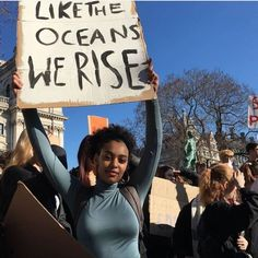 Protest Posters, Protest Signs, Protest Art, School Strike, Power To The People, Global Warming, Social Justice, Change The World, Human Rights