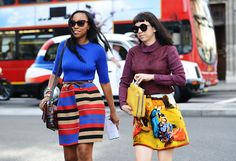 TOMMY TOM: SPRING-SUMMER 2013 NEW YORK AND LONDON FASHION WEEK STREET STYLE : THE CONFASHIONIST