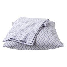 Circo® Chevron Sheet Set - Purple. As soon as these are back in stock I'm buying them.