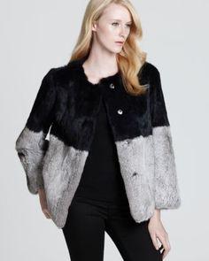 Cut25 Fur Jacket - Patchwork | Bloomingdale's