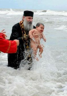 Orthodox Baptism