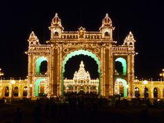 Mysore Palace - Mysore, India