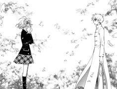 """Tsubasa: Reservoir Chronicle. One of the best scenes. I was just like, """"YES!!""""...and then my heart gets ripped out pages later."""