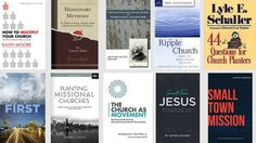 Recommended Church Planting Books: New and Old