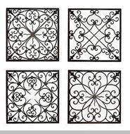 Whether you're looking for outdoor metal wall art or interior wrought iron wall decor, Iron Accents has you covered. Explore our beautiful selection of wrought iron wall decor and much more. Outdoor Metal Wall Art, Metal Tree Wall Art, Wrought Iron Wall Decor, Metal Wall Decor, La Forge, Iron Furniture, Iron Art, Arabesque, Metal Walls