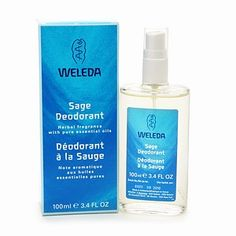 Like a breath mint for your armpits. A great neutral scent.