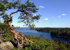 Hiidenvuori National Park, Iitti, Finland
