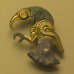 Anglo-Saxon Shield Decoration