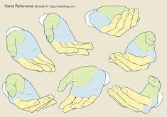 手のイラスト資料集 -Hand Reference | Hato King Hand Drawing Reference, Drawing Reference Poses, Anatomy Reference, Drawing Poses, Drawing Tips, Body Reference, Hand Illustration, Hand Pose, Buch Design