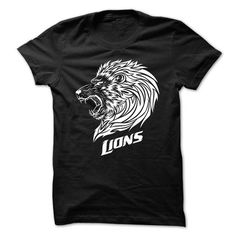 Lion - #sweatshirt cardigan #sweater tejidos. SAVE => https://www.sunfrog.com/Sports/Lions-Shirt.html?68278