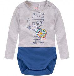 Ubranka dla niemowlaka: http://endo.pl/dla-niemowlaka Endo ubranka dla dzieci  Dwuczęsciowe body dla niemowlaka N52M052_1