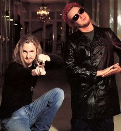 Kretz and Weiland, Stone Temple Pilots