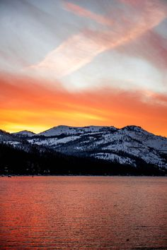 Donner Lake in Truckee Ca. Summers with the Bertuleit's