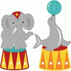 I think I'm in love with this shape from the Silhouette Design Store! Decoration Cirque, Circus Decorations, Carnival Themes, Party Themes, Circus Theme Classroom, Circus Crafts, Silhouette Online Store, Vintage Circus, Vintage Carnival