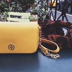 alyssa-lenore:  this is it! this is the tory burch bag that i purchased on sunday. i've wanted this bag for the summer but since i was savin...