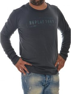 Μακρυμάνικες ανδρικές μπλούζες Long Sleeve Tops, Sleeves, Mens Tops, T Shirt, Fashion, Supreme T Shirt, Moda, Tee, La Mode