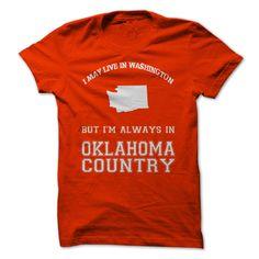 Washington Oklahoma #sport #tshirt