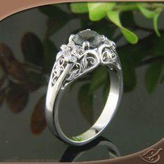 Organic Flower Ring
