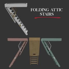 Attic Stairs Fixed at Leo Sims • Sims 4 Updates
