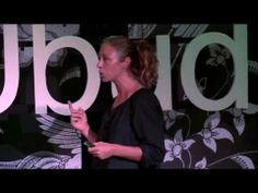▶ Restoring the Gili Islands' coral reefs: Delphine Robbe at TEDxUbud - YouTube