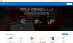 Microsoft AppSource, nueva tienda de aplicaciones para negocios
