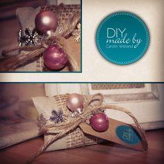 Diy Verpackungsidee Diy made by Carolin Weiland